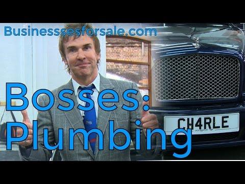 Running Pimlico Plumbers - Bosses