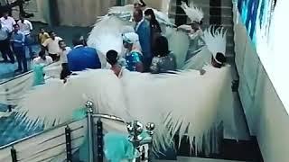Крылья ангела для танцев и выхода невесты #ЛисьяМастерская автор Нана