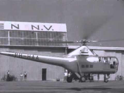Eerste Nederlandse hefschroefvliegtuig (1947)
