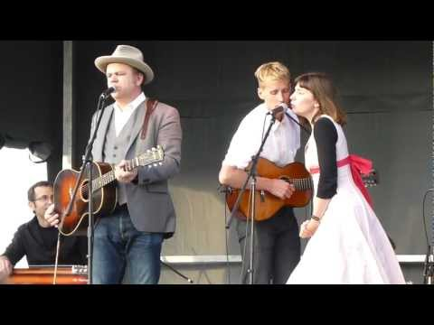 John C Reilly and Friends - Blues Stay Away From Me - 5/28/12 - Sasquatch Festival - The Gorge