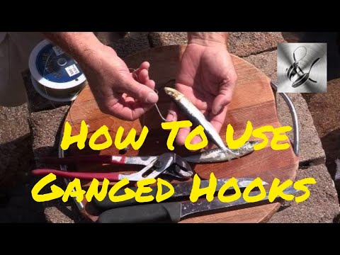 How to use Gang Hooks.