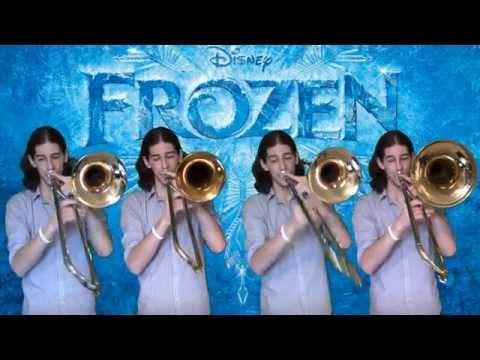 Frozen - Let It Go: Trombone Arrangement