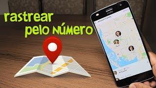RASTREAR! LOCALIZE  PESSOAS em Tempo Real pelo Número do Celular com o App Life360 thumbnail