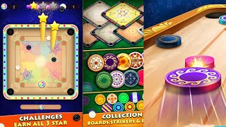 World Of Carrom : 3D Board Game | Full Android Gameplay By AppOn Innovate screenshot 3