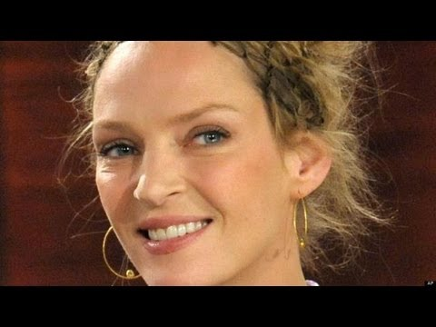 Uma Thurman Relaxes In Swimsuit On Yacht Vacation | HPL