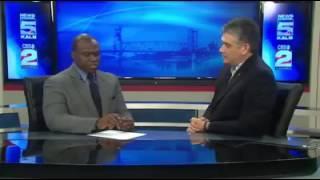 LAFOP President Interview after Baton Rouge Ambush