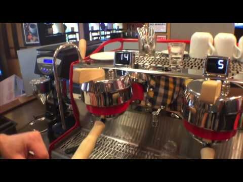 How to Clean your Espresso Machine at the end of the day