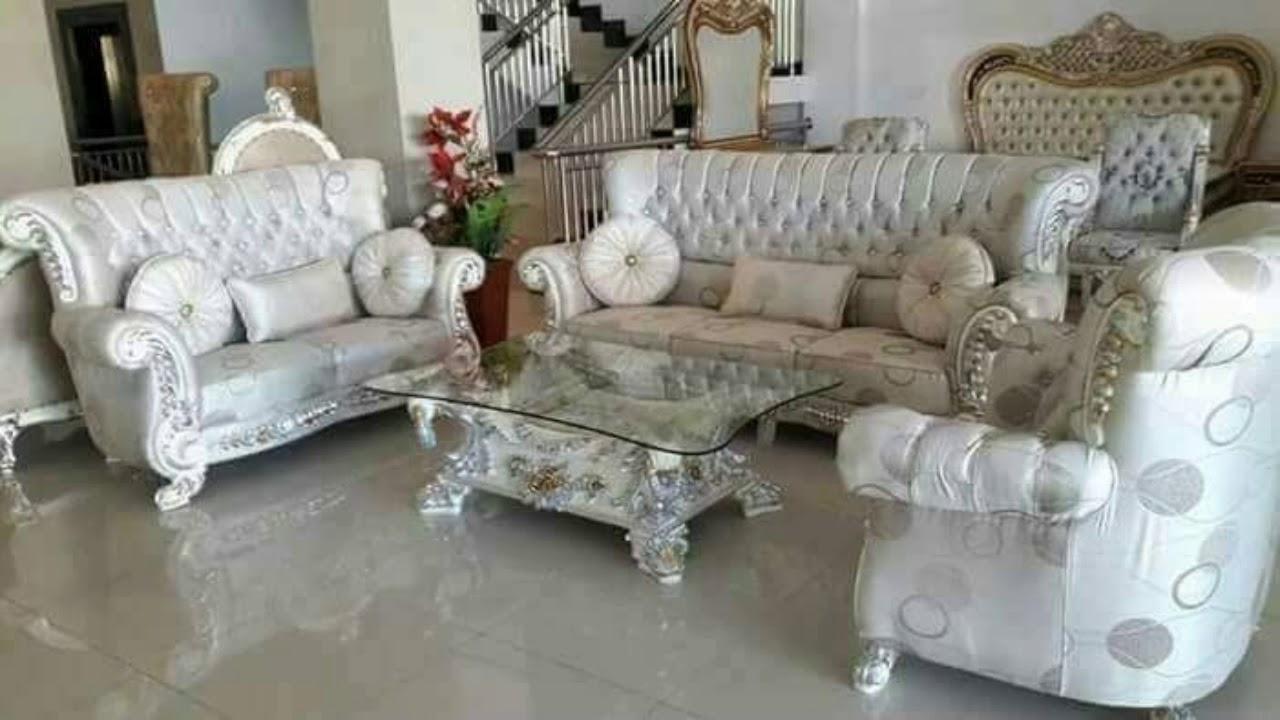 Hpwa082330302593 Kursi Ruang Tamu Model Terbaru Furniture Jepara