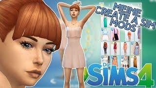 Realistische Wimpern, Model Posen, 4 Vorschau-Reihen & mehr - Meine Sims 4 CAS Mods | simfinity