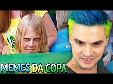MEMES DA COPA - O TORCEDOR MISTERIOSO