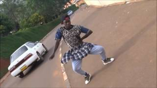 Gambar cover ERIC DANCE FREE STYLE-Eddy Kenzo FT. Okay Funky[Official]monster pictures