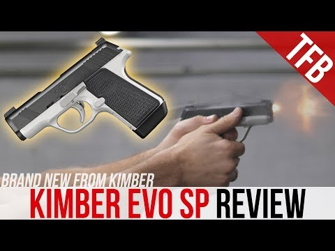 The NEW Kimber Evo SP Pistol: Truly an Evolution? Or just another