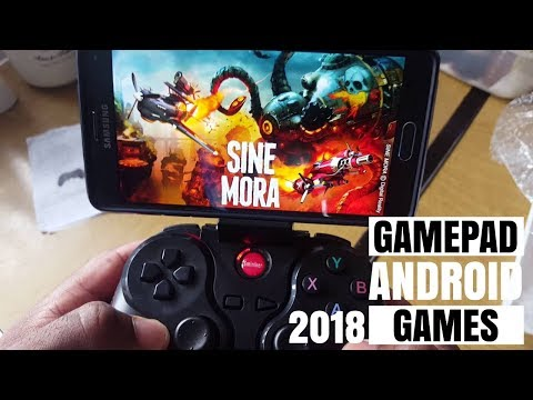 Top 10 Best Android Games With Controller Support 2018 (New)