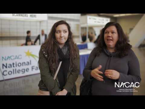 Attend A NACAC National College Fair Near You!