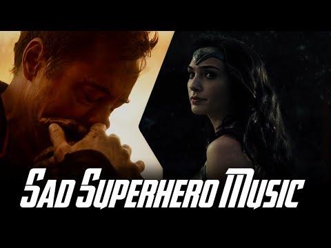 Sad and Emotional Medley of Superhero Movie Soundtracks