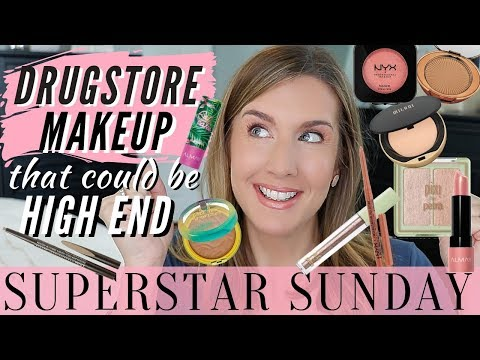 drugstore-makeup-products-as-good-as-high-end-|-best-drugstore-makeup-2019
