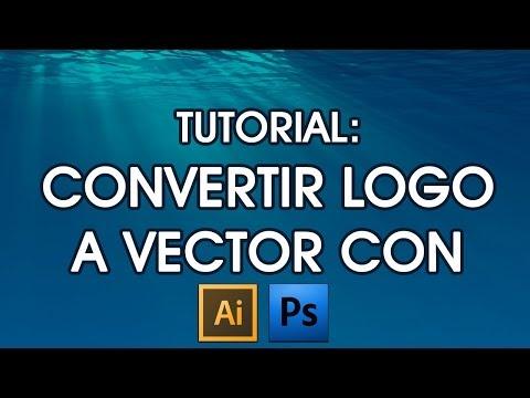 TUTORIAL: Convertir Logo o imágenes a VECTOR con Adobe illustrator
