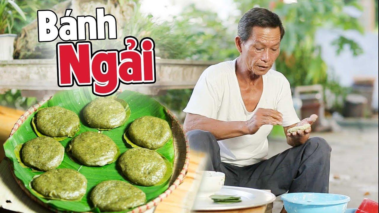 Ông Thọ Làm Món Bánh Ngải Đặc Sản Dân Tộc | Mugwort Pie