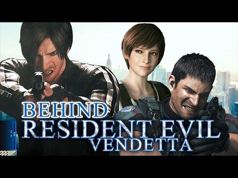 Resident Evil Vendetta - Plot  Explained & My own speculation
