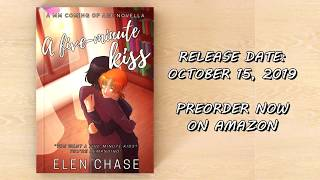 [Book Trailer] A five-minute kiss