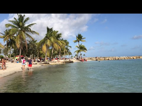 Plage De Sainte-Anne, Guadeloupe