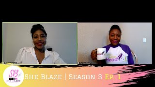 "She Blaze | S3 Ep.1 - ""Welcome to Cannabis 2020"""