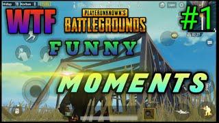 PUBGM-Ninja trap (funny moments & fail moments)