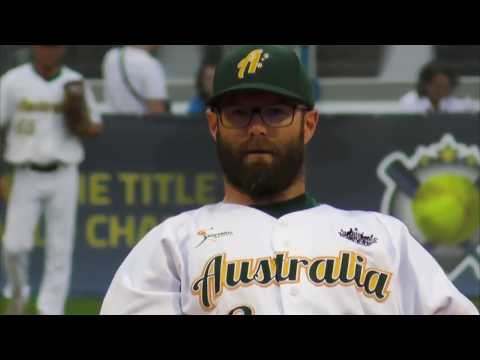 Highlights: Canada Vs Australia - WBSC Men's Softball World Championship 2019