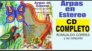 Arpas En Estereo  - Paraguay Y Su Música - Cd Completo
