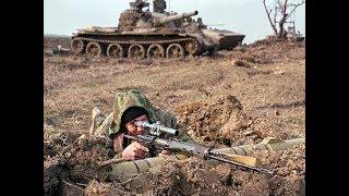 Живой боевой опыт снайпера спецназ  в Грозном