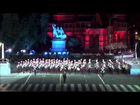 "[SINGAPORE] ""Spasskaya Tower"" International Military Music Festival 2012"
