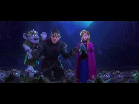 Dia Memang Perlu Bantuan Dengan Lirik - Frozen HD