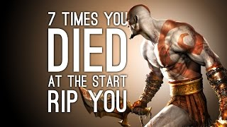 One of Outside Xtra's most viewed videos: 7 Times You Died Right at the Start, RIP You