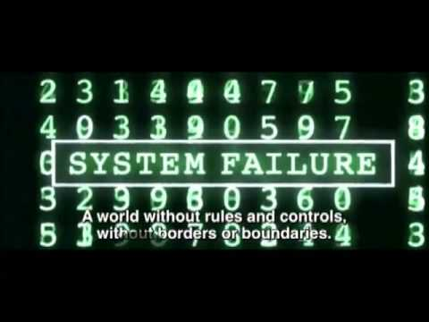 Anonymous: System Failure