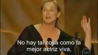 Meryl Streep Sag por La Duda 2009 - subtitulado