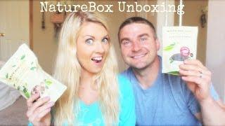 ❤ NatureBox Unboxing ❤ Thumbnail