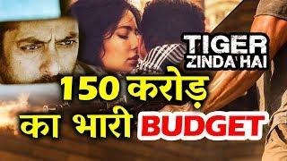 Salman के Tiger Zinda Hai का BUDGET सुनकर उड़ जायेंगे होश - Blockbuster फिल्म