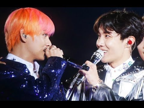 ♡ Vhope Love Yourself Tour ♡ Ep1
