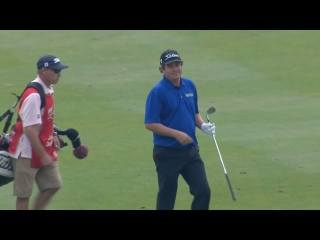 Dufner holes out for eagle at HSBC: Shot of the Day