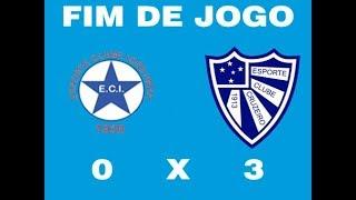 IGREJINHA 0X3 CRUZEIRO - COPA PAULO SANT´ANA - 10/09/2017