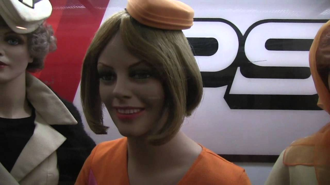Airline hostess with nice tits - 2 part 10