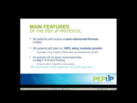 Quality Improvement in the ICU - The PEP uP Protocol 3 Years Later