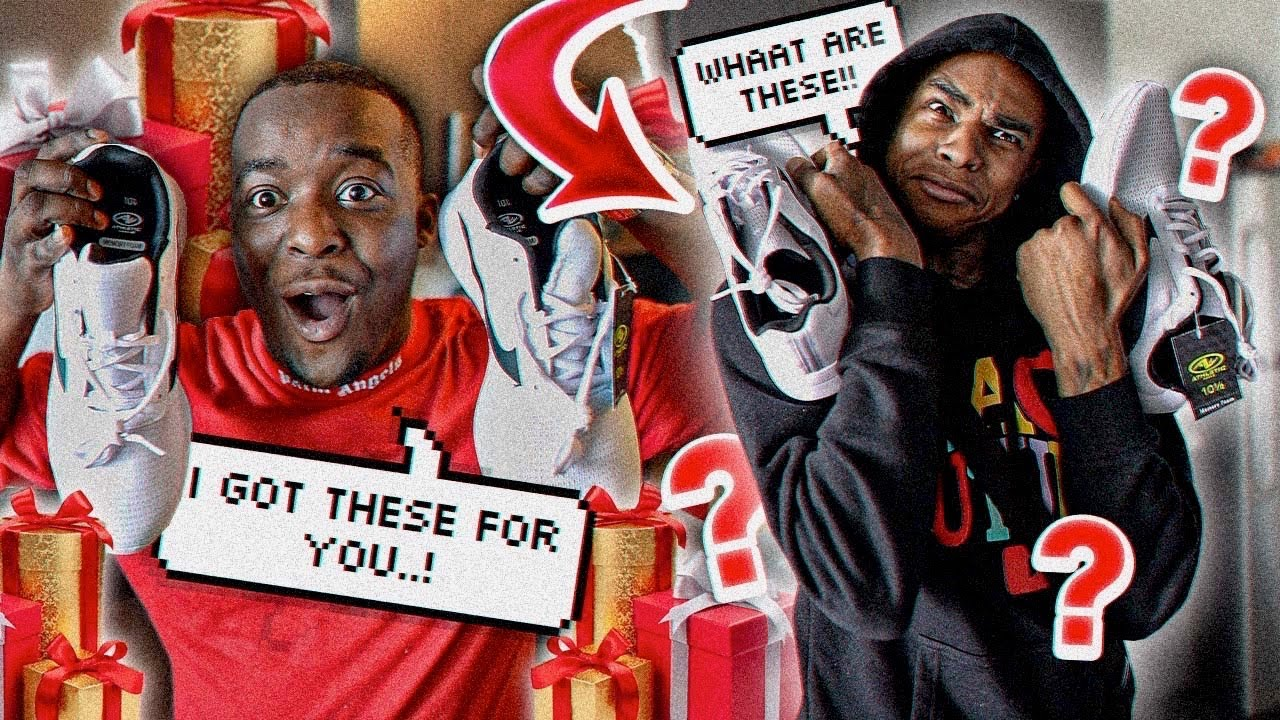 Buying My Homies WALMART SHOES As Gifts . . .