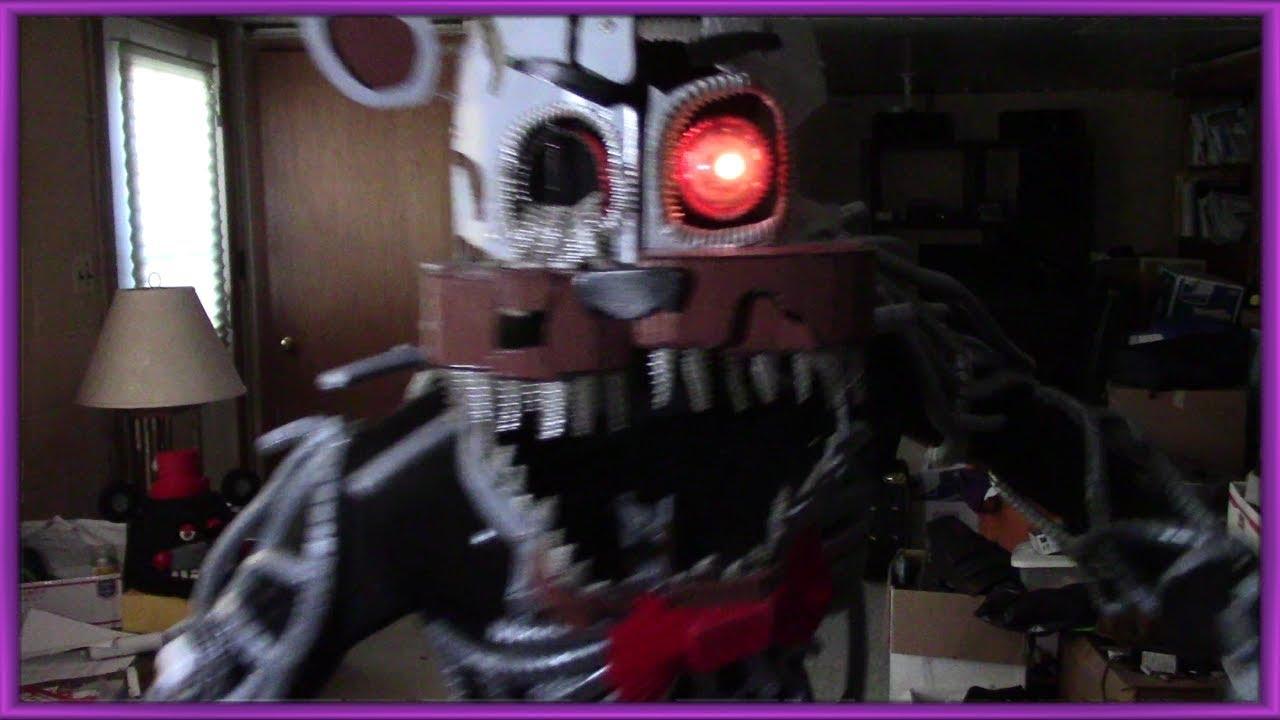 Molten Freddy Cosplay Freddy S Pizzeria Simulator