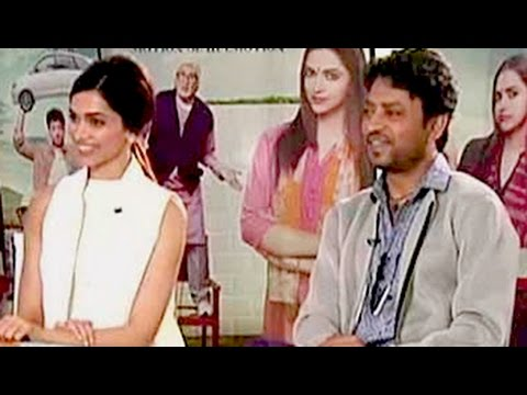 Deepika Padukone reveals the true side of Irrfan Khan