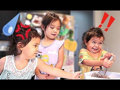 Baking with JMK is Something Else! - October 25, 2017 -  ItsJudysLife Vlogs