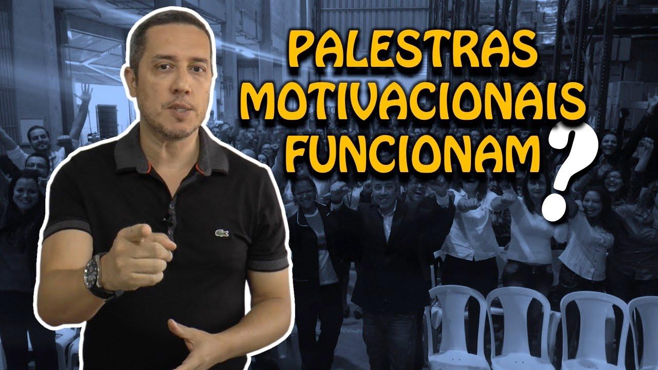 Palestras Motivacionais Funcionam Fernando Oliveira