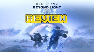 Destiny 2: Beyond Light Review (Video Game Video Review)