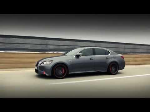 2013 Lexus GS 350 F Sport Exhaust Sound | FunnyCat.TV
