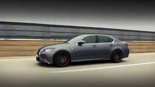 Lexus GS F Sport on 20